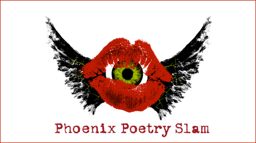Phoenix Poetry Slam logo